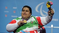 «سیامند رحمان» در بین 10 ستاره رقابت های پاراوزنه برداری قهرمانی جهان