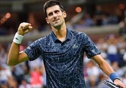 جوکوویچ برترین تنیسور جهان باقی ماند