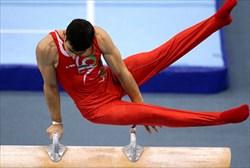 کیخا و احمدکهنی فینالیست مسابقات ژیمناستیک هنری قهرمانی آسیا شدند