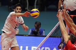 میلاد عبادی پور: مدال جام ملت های والیبال را می خواهیم