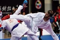 بهمن عسگري در صدر جدول رنكينگ المپيك