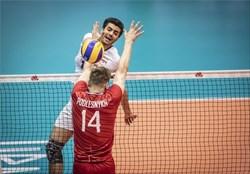 والیبالیست های ایران در صدر برترینهای دور مقدماتی لیگ ملتها