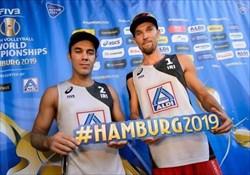 صعود ساحلی بازهای ایران به مرحله حذفی قهرمانی جهان