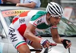 تست دوپینگ رکابزن ایران مثبت اعلام شد