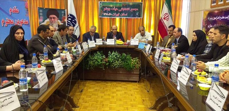 «عسگري» رئيس هيات ووشو استان تهران شد