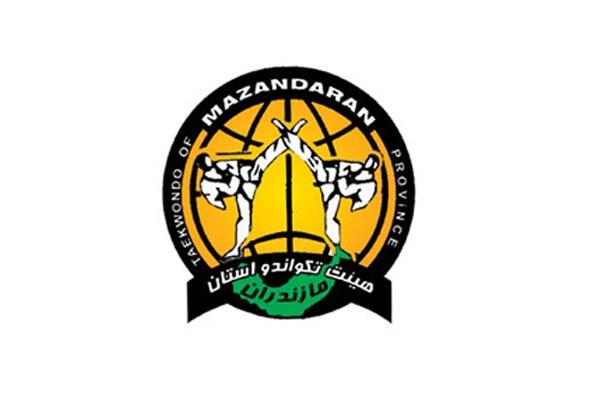 برگزاری جلسه سالانه روسا و نواب رئیس هیات تکواندو استان مازندران