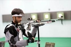 مدال نقره تفنگ تیمی ایران در یونیورسیاد ۲۰۱۹