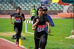 تهران قهرمان مسابقات دو و میدانی جوانان دختر کشور شد