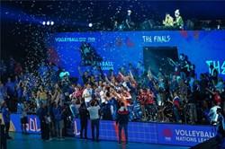 با قهرمانی روسیه، لیگ ملت های 2019 پایان یافت