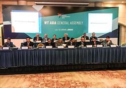 ایران میزبان مسابقات آزاد آسیایی و جام باشگاههای تکواندو آسیا 2020 شد