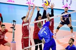 نبرد والیبالیست های جوان ایران و چک برای صعود