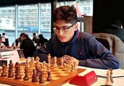 صعود فیروزجا به رده 43 رده بندی زنده برترین شطرنج بازان جهان