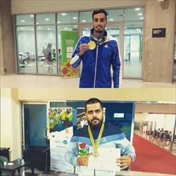 ۲ مدال برای دوومیدانیکاران نابینای ایران در روز نخست مسابقات لهستان