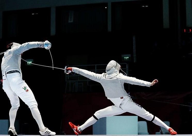 سابریست های ایران به نیمه نهایی قهرمانی جهان نرسیدند