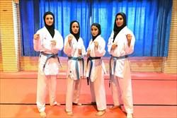 طلای کومیته تیمی بانوان به ایران رسید