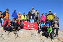 فتح قله دنا توسط فرماندهان و پرسنل پدافند هوایی ارتش