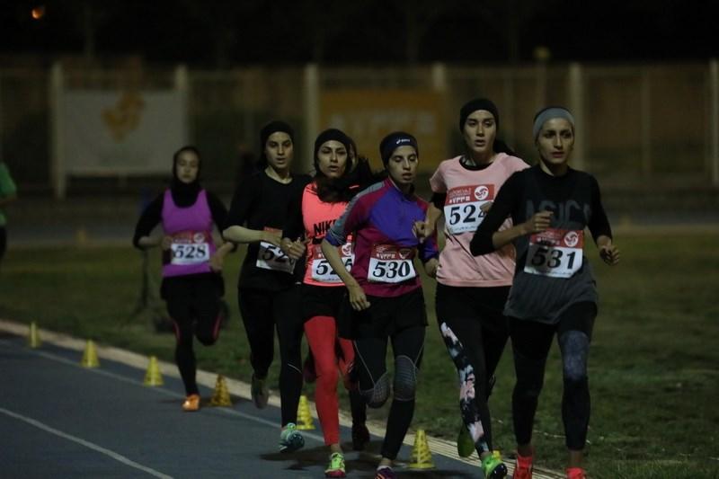 گلستان قهرمان دوومیدانی بانوان شد