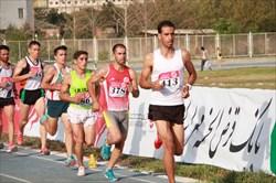 قهرمانی آذربایجان شرقی و رکوردشکنی پیرجهان در دوومیدانی کشور