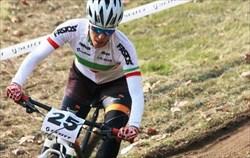 پنجمی فرانک پرتو آذر در مسابقات قهرمانی آسیا