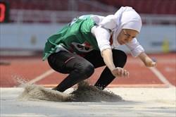مدال نقره پاراآسیایی جاکارتا به برناکی رسید