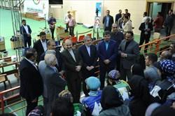 بازدید سلطانی فر و صالحی امیری از تمرینات تیم ملی تیراندازی