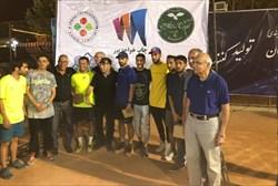 حسام اسماعیل یزدی قهرمان تنیس جایزه بزرگ تهران شد