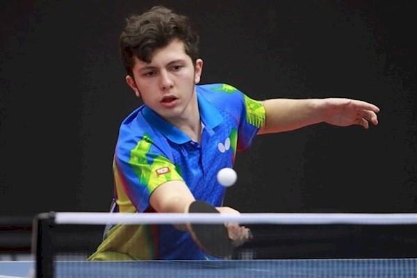کسب ۲مدال طلا توسط احمدیان در مسابقات تنیس روی میز جوانان هنگ کنگ