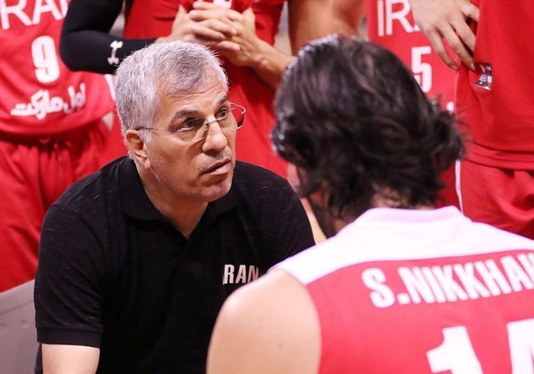 آغاز اردوهای تیم ملی بسکتبال در تالار آزادی/ شاهین طبع: لیست نهایی تیم ملی هنوز اعلام نشده است