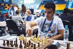 طباطبایی جاى مقصودلو را در صدر جدول شطرنج کوپر گرفت