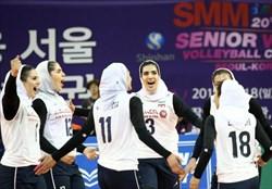 برد مقتدرانه ایران و صعود به جمع هشت تیم برتر