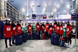 اولین اعزام برون مرزی بانوان بسکتبالیست ایران