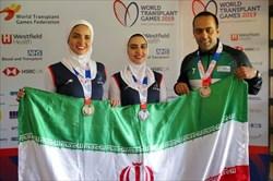 27 مدال ورزشکاران ایرانی در مسابقات جهانی پیوند اعضا