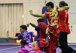 درخشش ووشوکاران ايران در روز سوم قهرمانی جوانان آسیا