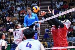 شکست بانوان والیبالیست ایران مقابل تایلند