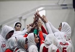 پیروزی ارزشمند بانوان بسکتبالیت ایران مقابل اردن