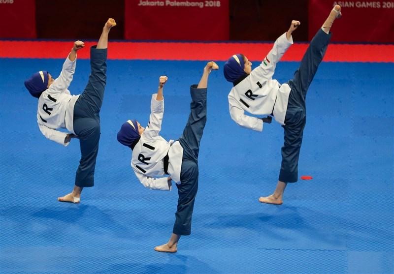 کسب 4 مدال توسط پومسه روهای ایران در مسابقات جهانی