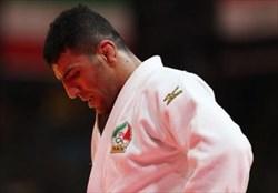 وداع سعید ملایی با مدال جهانی