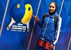 حاجیلو مسابقات قهرمانی آسیا را از دست داد