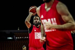 بسکتبالیست های ایران  جام جهانی را با شکست آغاز کردند