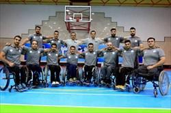 قهرمانی تیم ملی بسکتبال با ویلچر ایران در تورنمنت ژاپن