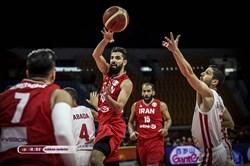 باخت بسکتبال ایران به خودش!