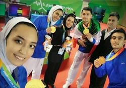 بازگشت مقتدرانه تنها مدال آور المپیک تاریخ ورزش بانوان ایران