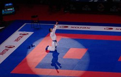 """کاراته به دنبال """"ردی طلایی"""" در المپیک"""