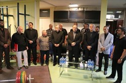 بازدید وزیر ورزش و رییس کمیته ملی المپیک از اردوی تیم ملی وزنه برداری و کشتی