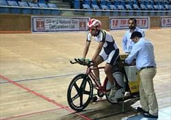 برنز علی لبیب در مسابقات هندوستان