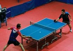 شروع لیگ برتر لیگ تنیس روی میز