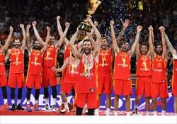 اسپانیا قهرمان جام جهانی بسکتبال- 2019/ رکورد عجیب ایران برای صعود به المپیک