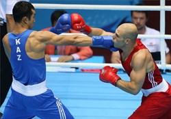 حذف چهار بوکسور ایران در رقابت های قهرمان جهان