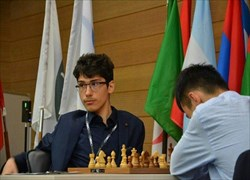 تساوی ارزشمند فیروزجا مقابل بخت نخست قهرمانی در جام جهانی شطرنج