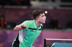 عدم صعود  تیم ملی تنیسرویمیز ایران به نیمه نهایی آسیا